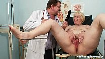 Chubby blond mom hairy pussy doctor exam thumb