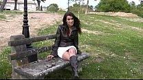teen Sarah upskirt Image