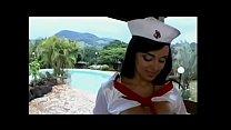 Young Playful Peacherino In Sailor's Uniform Ju