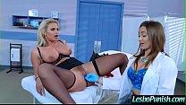 Sexy Lesbo Get Punish With Dildos By Mean Lez (dani phoenix) mov ◦ husband friend porn thumbnail
