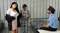 Romi Rain Has a Pathetic Husband Who Gets Locked UP pornhub video