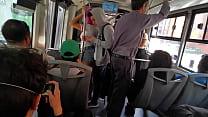 Comenzo Como Un Arrimón En El Metrobus Y Termin