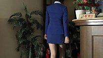 丽柜 丽柜美束 制服空姐旅馆被绑架