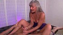 ov40-Mature slut jerking a young man pornhub video