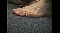 Worship his feet