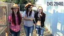 3 Girls Bust You Jacking Off Cfnm Taboo Jo Encouragement