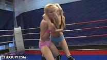 www.worldsex ⁃ nudefightclub presents antonya vs sophie moone thumbnail