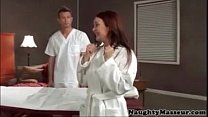 A Massagem presente para a minha Mulher