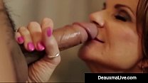 Busty Texas Cougar Deauxma Fucks Her Hotel Room Service Guy! Preview