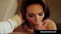 Busty Texas Cougar Deauxma Fucks Her Hotel Room...