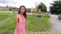 フィリピンの売春婦 Picking up 18 yo pinay with perfectly slim body / CheapAsianTeens.com Preview