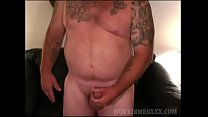 Amateur Popeye Beating Off