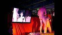 Lana Fever - Live Porn movie in public - Eropolis Nice France 2013-02-10