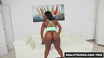 RealityKings - Round and Brown - (Levi Cash, Nina Rotti) - Tush In Tights