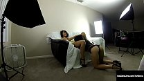 Wild Webcammer Its Cleo Tongue Fucks Horny Wet Girlfriend!