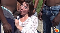 Crazy Milf Eloise Gets 3 BBC And Makes A Great