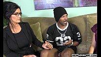 Mom Summer Rae and Sammy Brooks share a BBC Image