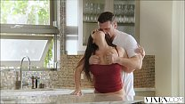 VIXEN Dirty Couple Can't Stop Fucking porn thumbnail