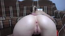 petite blonde ass