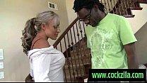 slut exposed - Milf likes big black cock . interracial sex thumbnail