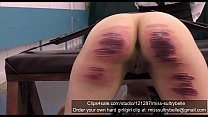 Hard caning of stunning girls.