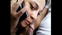 12361 No celular com o corno enquanto chupa o amante preview
