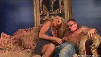Deep Anal For Horny Blonde MILF thumbnail