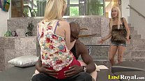 Barbara Ann and Tara Lynn Foxx pleasure Wade
