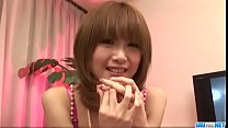 Ria Sakurai wants cock deep and hard in her tight cherry - More at JavHD.net Preview