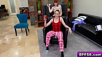 Pajama Party Where Everything Goes Was Super Hot thumbnail