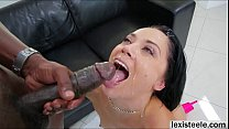 Tasty brunette Latina Kristina Rose gets ass fu...
