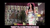 Big-tit Brunette MILF Lexi Lowe Finger Selbst