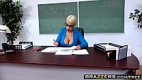 Big Tits at School - Teachers Tits Are Distracting scene starring Bridgette B  Alex D Thumbnail