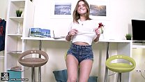 Hot teen Evelina Darling Rough Asshole Penetration