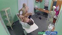Fake Hospital Hot blonde gets the full doctors treatment thumbnail