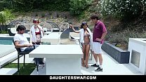 Sexy Teens Fuck Their Dads While On Vacation - www assoass thumbnail