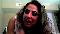 Busty Chick Bellona Gives a Nasty Blowjob Vorschaubild