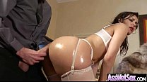 Huge Ass Girl Get Her Behind Deep Nailed movie-24