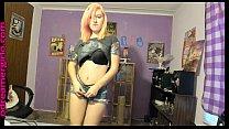 odreamergirl strip tease part 1 Preview