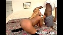 Bitch rides up black one-eyed monster and starts performing rodeo on it - Download mp4 XXX porn videos