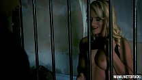 Milf Cop Boss Kathia Nobili Has Threesome With Hooker Rossella Visconti