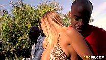 Brooklyn Chase Interracial Orgy