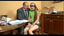 young teen cute russian girl and old man teacher. sweet fist time porn. صورة
