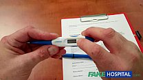 FakeHospital Married wife with fertility problem has vagina examined thumbnail