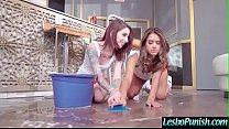 Horny Sexy Lesbians (Krissy Lynn & Sheena Rose ... thumb