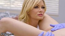 GIRLSWAY Doctor MILF Diagnosed Teen With Squirt