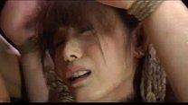 Bondage play of the Japanese woman thumbnail