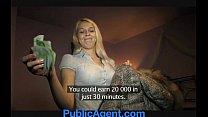 PublicAgent Stunning blonde, stunning reality sex image