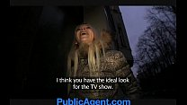 PublicAgent Stunning blonde, stunning reality sex thumbnail