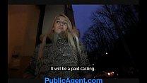 PublicAgent Stunning blonde, stunning reality sex Vorschaubild